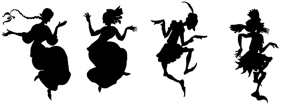 Silhouettes of Activities