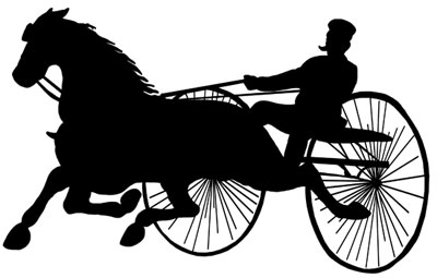 Horse and Buggy Picture
