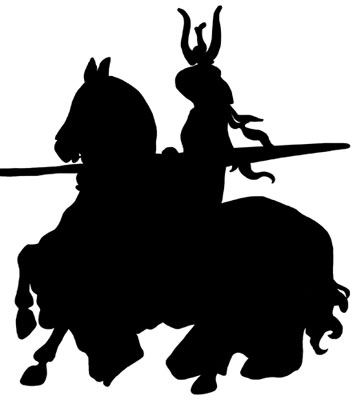 Knight on Horseback Picture
