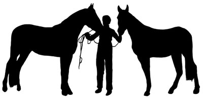 Horse Silhouette Images